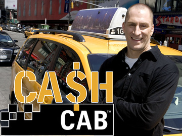 DCI ID: CASH CAB 2.002  Description: Host of Cash Cab, Ben Bailey  Rights Notes: For Show Promotion Only  Photographer: Clark Jones/AP  Images Image Post Date: 25-May-2007   Copyright © 2008 Discovery Communications, LLC