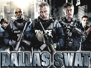 Network:  A&E Television Networks  Program:  Dallas SWAT  Caption:  Dallas SWAT Team  Credit:  AETN 2005